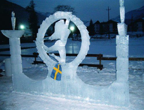 Gaeta World Ice Art Competition