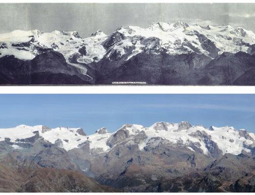 Il Monte Rosa: ricerca fotografica e scientifica